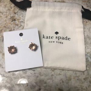Kate Spade ♠️ stud earrings